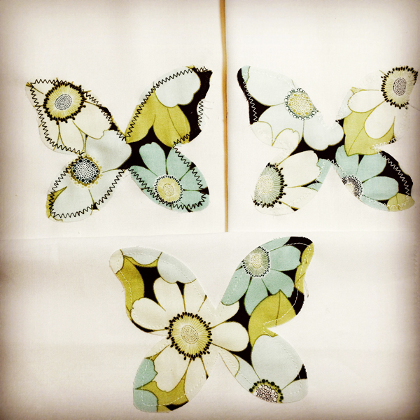 Butterfly-Stitching