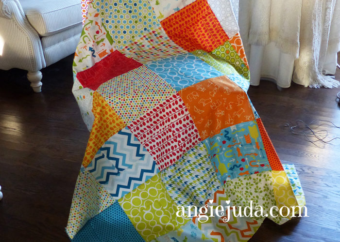 Mixed Bag Quilt