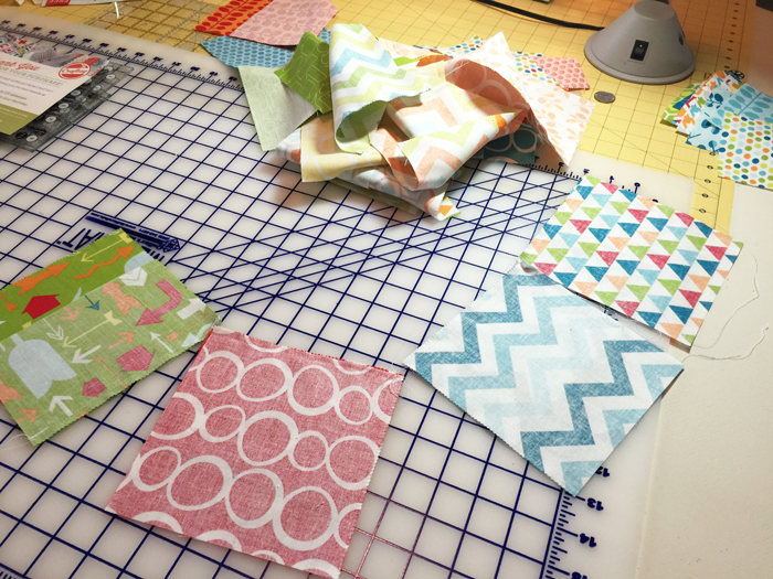 Mixed Bag Quilt update
