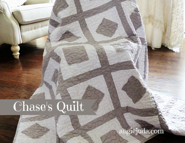 Chase's Quilt