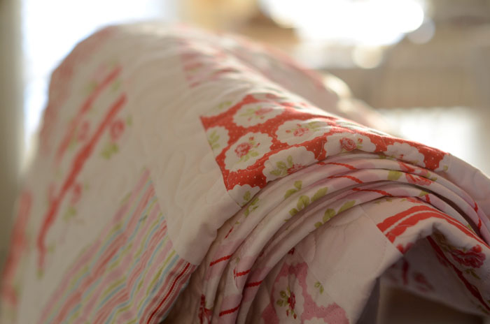 How to photograph a quilt