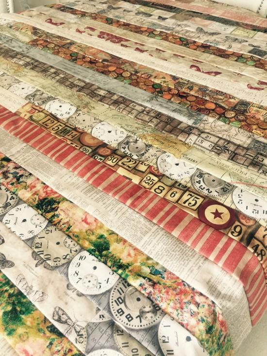 eclectic Elements quilt