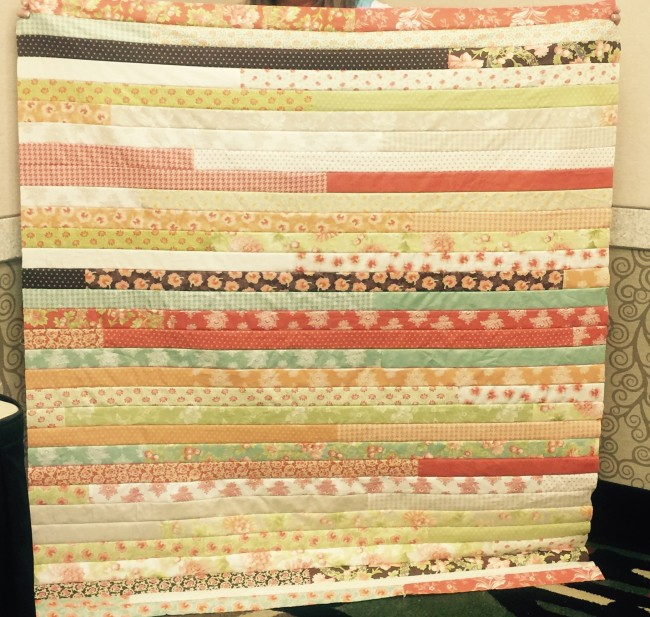 Somerset Jelly Roll Quilt