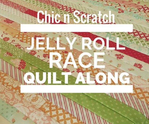Jelly Roll Race Quilt Along