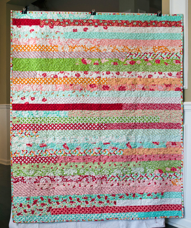 Hello Darling Quilt