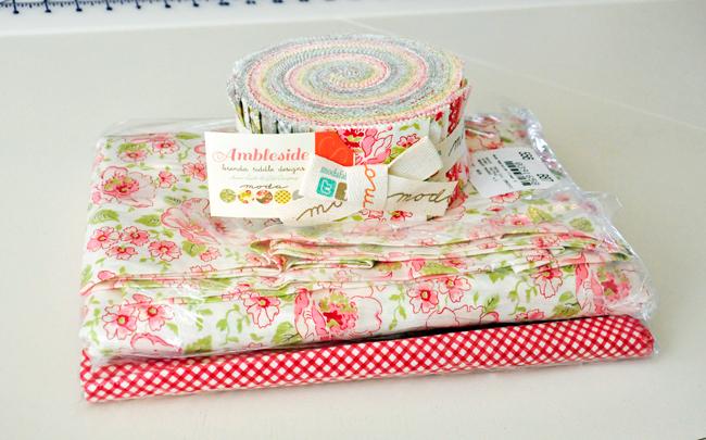 jellyrollracequiltalongfabric