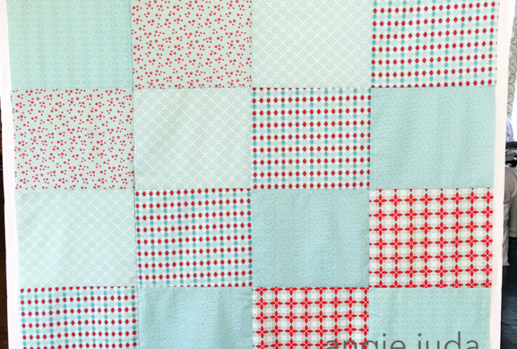 Fat Quarter Quilt Along