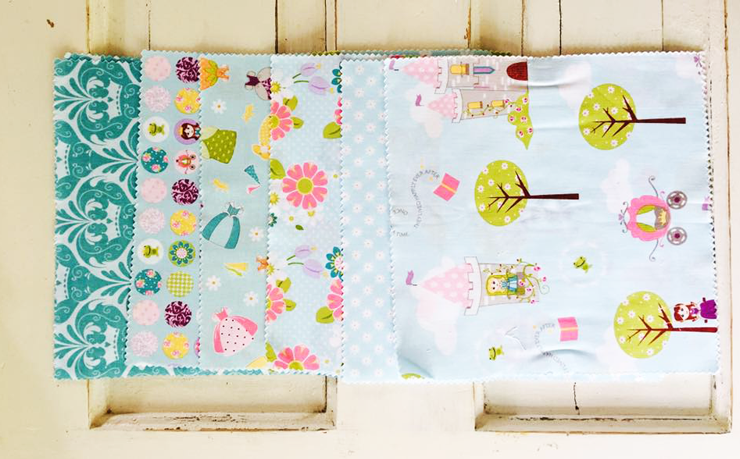 Baby Quilt – Quilt Along