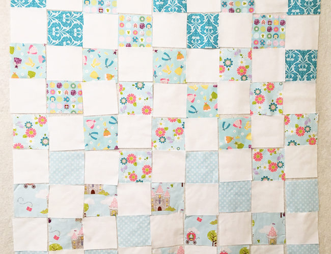 Baby Quilt – Quilt Along Video 2