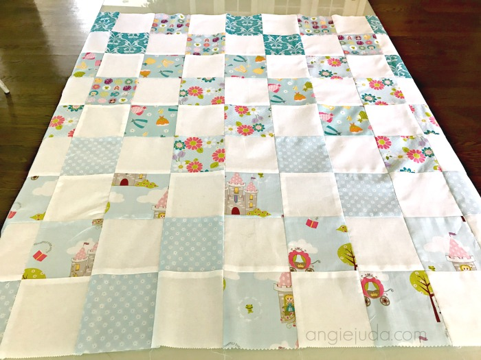 Baby Quilt – Quilt Along Video 3