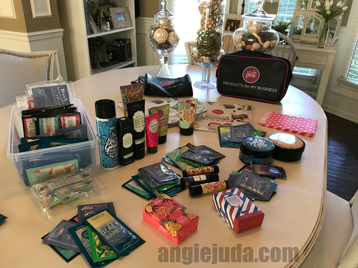 Perfectly Posh Box with Elvis